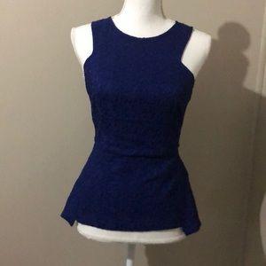 Blue dress shirt